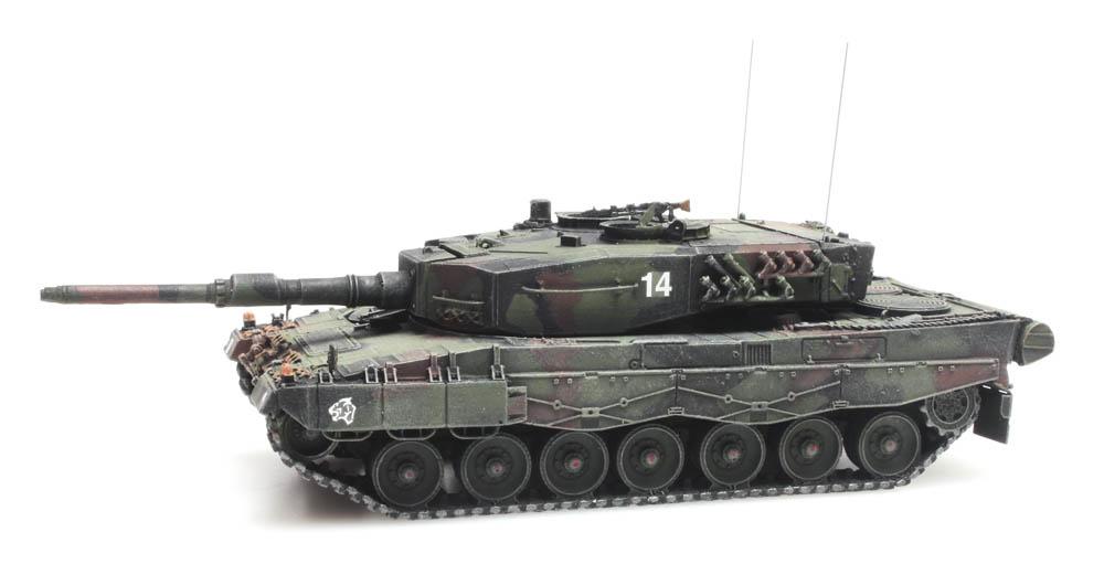 Leopard 2A4 Swiss Army