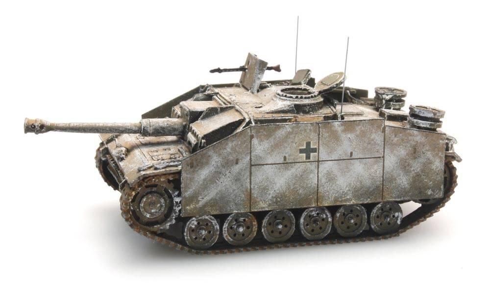 StuG III G 1943, winter