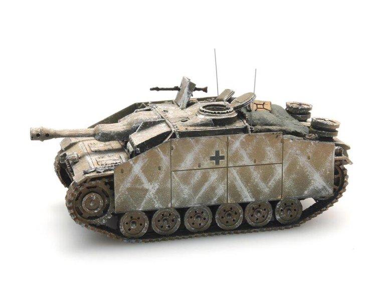 StuG III G Howitzer, winter
