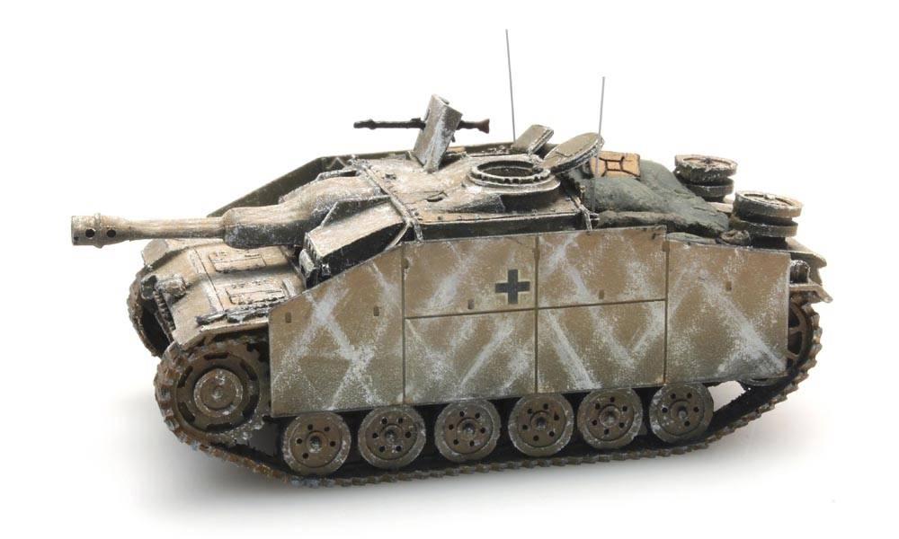 StuG III Ausf G Sturmhaubitze Winter