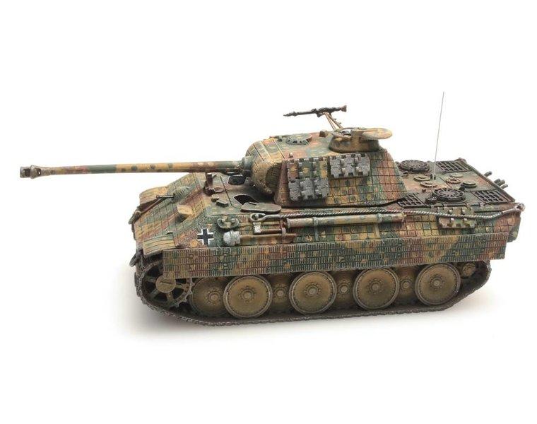 Panther Ausf. A, Hinterhalt-Tarnung