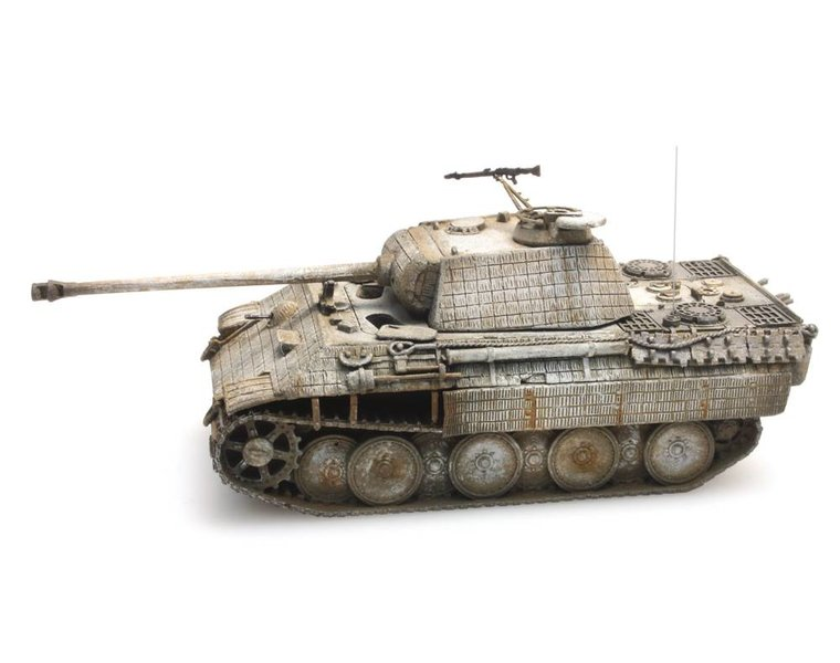 Panther Ausf. A, Winter