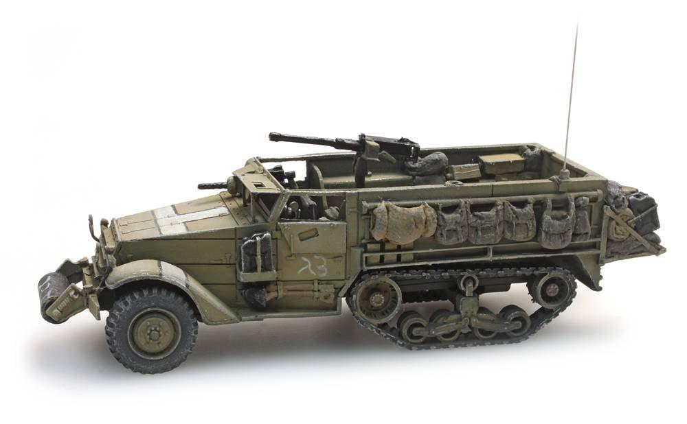 M3A2 Halftrack IDF, Zesdaagse Oorlog