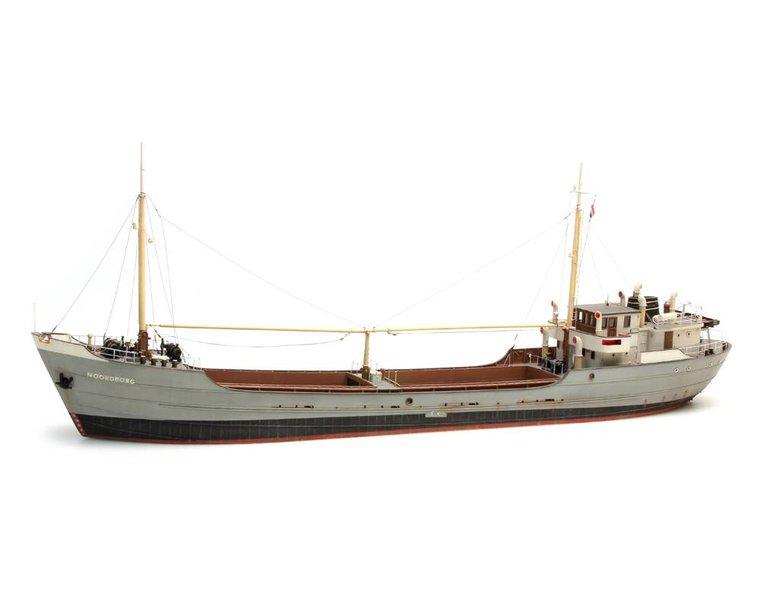 Coastal freighter