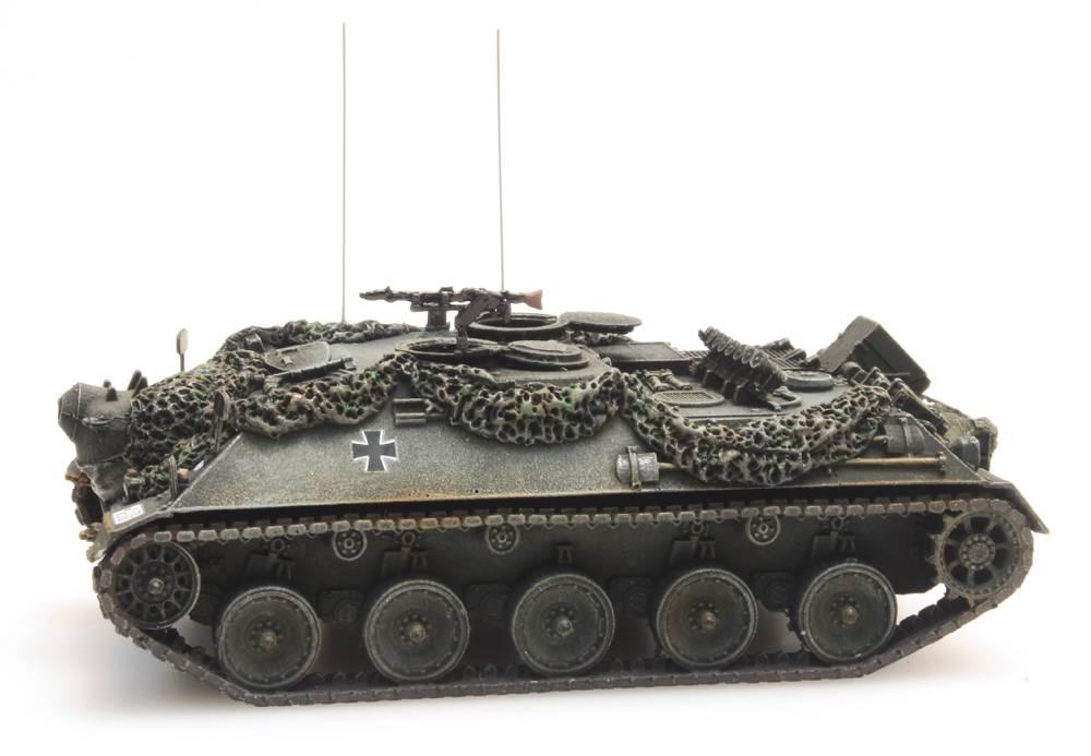 Beobachtungspanzer Gefechtsklar Gelboliv Bundeswehr