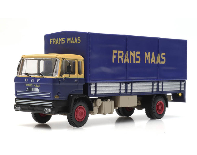 DAF kantelcabine 1970, Frans Maas