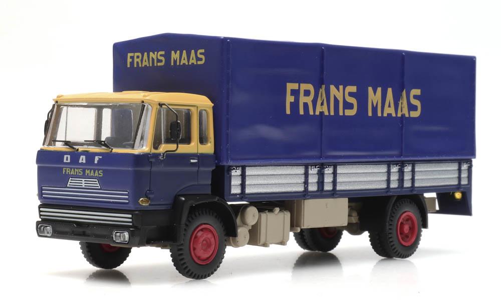 DAF Kipp-Fahrerhaus 1970, Frans Maas