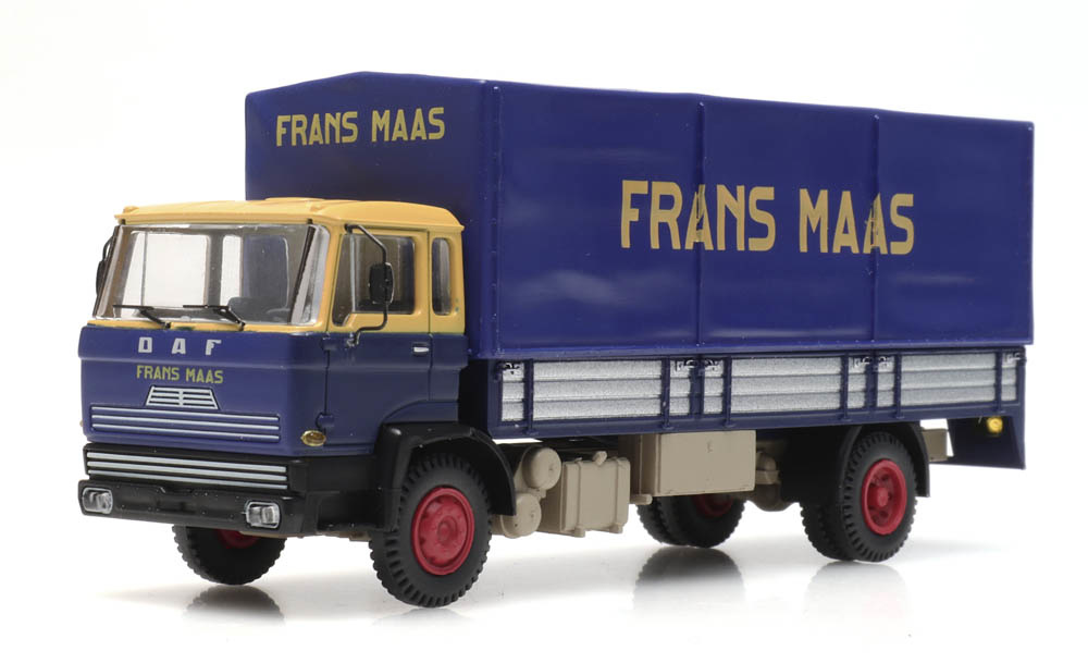 DAF tilt cab 1970, Frans Maas