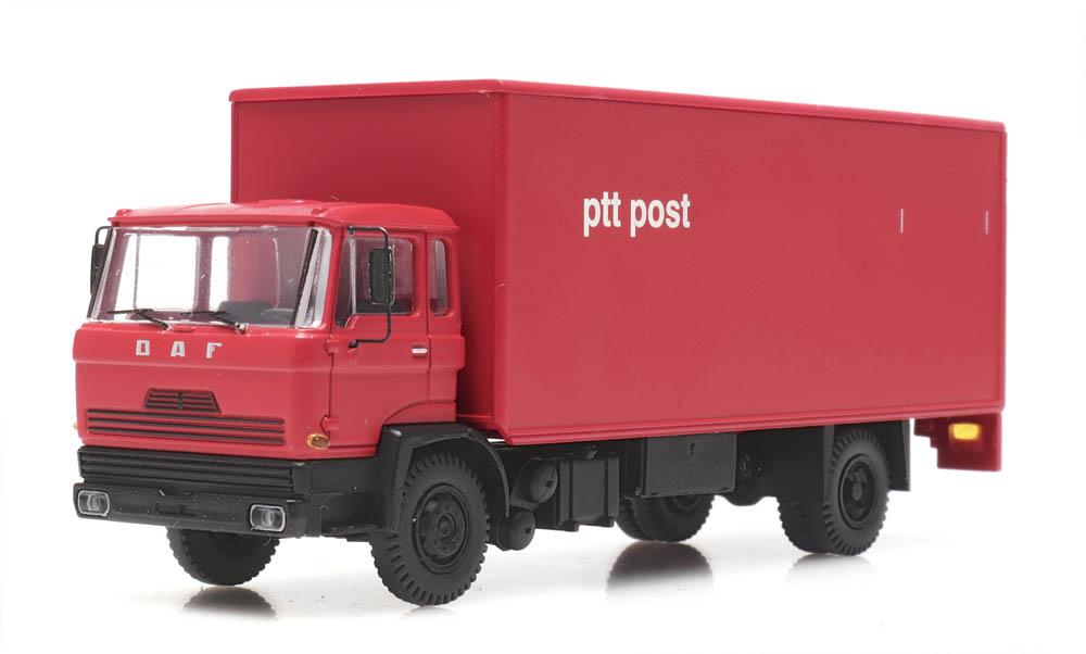 DAF tilt cab 1970, PTT Post