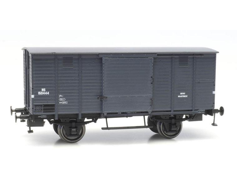CHD 4m, onberemd, NS 150444, Depot Maastricht