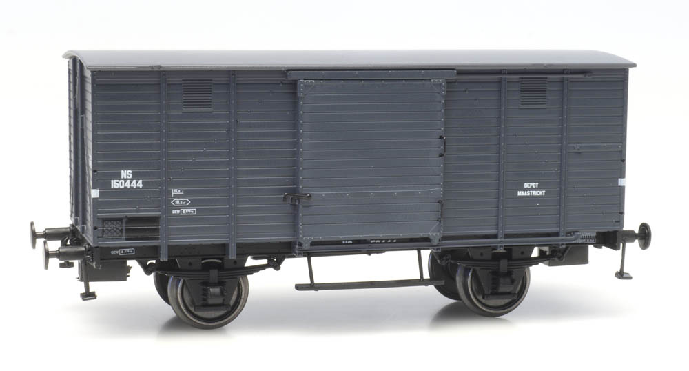 CHD 4m, no brakes, NS 150444, Depot Maastricht
