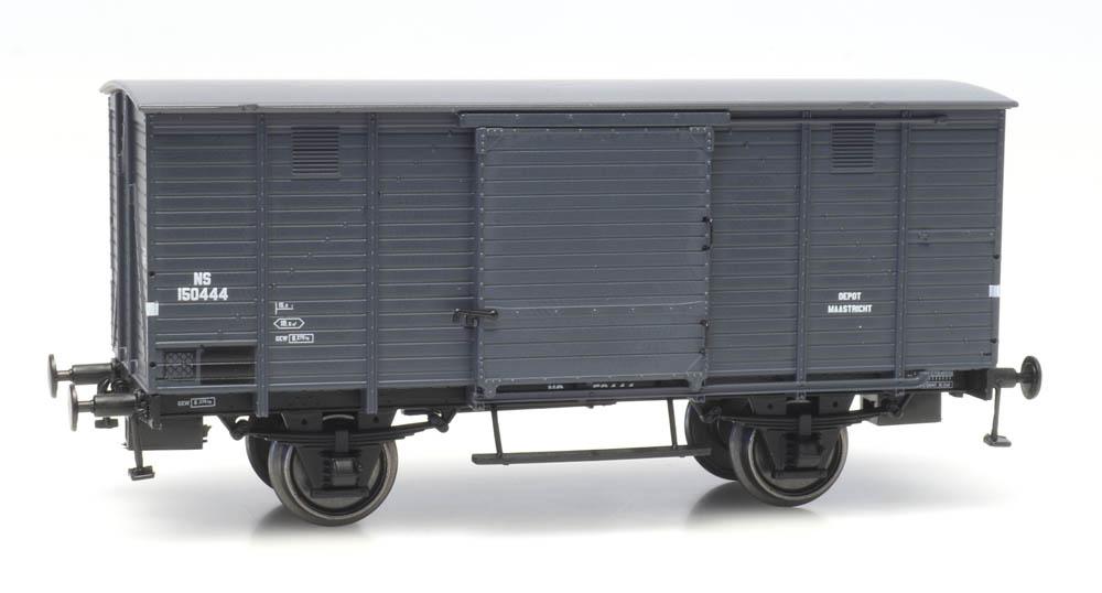 CHD 4M, ohne Bremse, NS 150444, Bw Maastricht