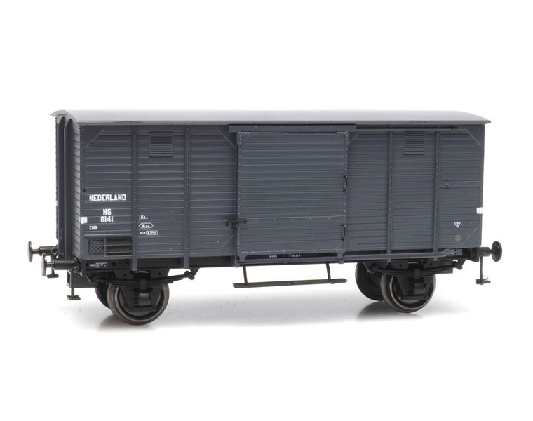 CHD 5m, no brakes, NS 8141