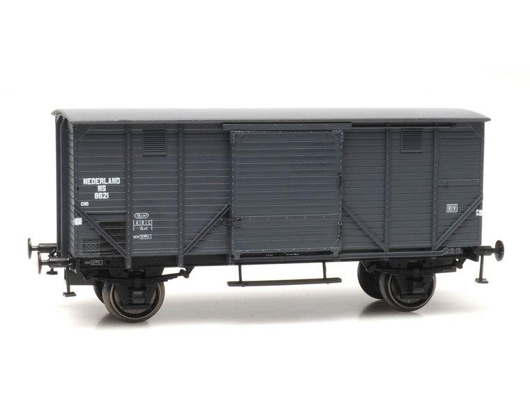 CHD 5m, no brakes, NS 8621