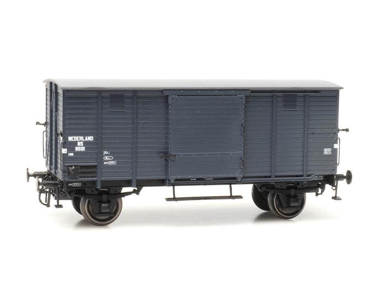 CHD 5m, no brakes, NS 8681