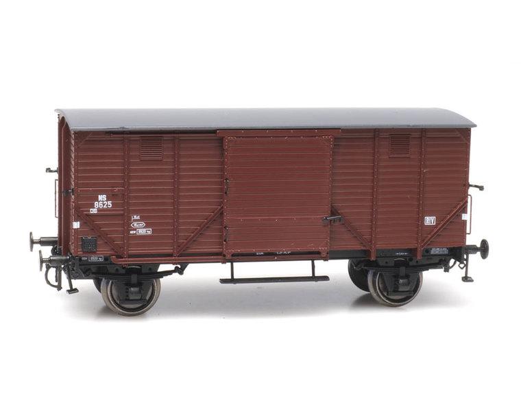 CHD 5m, no brakes, brown, NS 8525