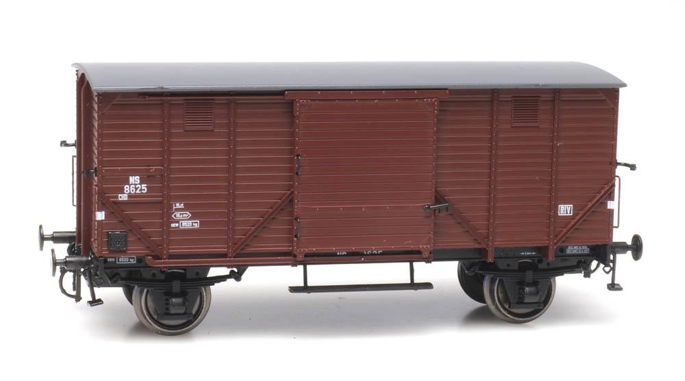 CHD 5m, onberemd, bruin, NS 8525