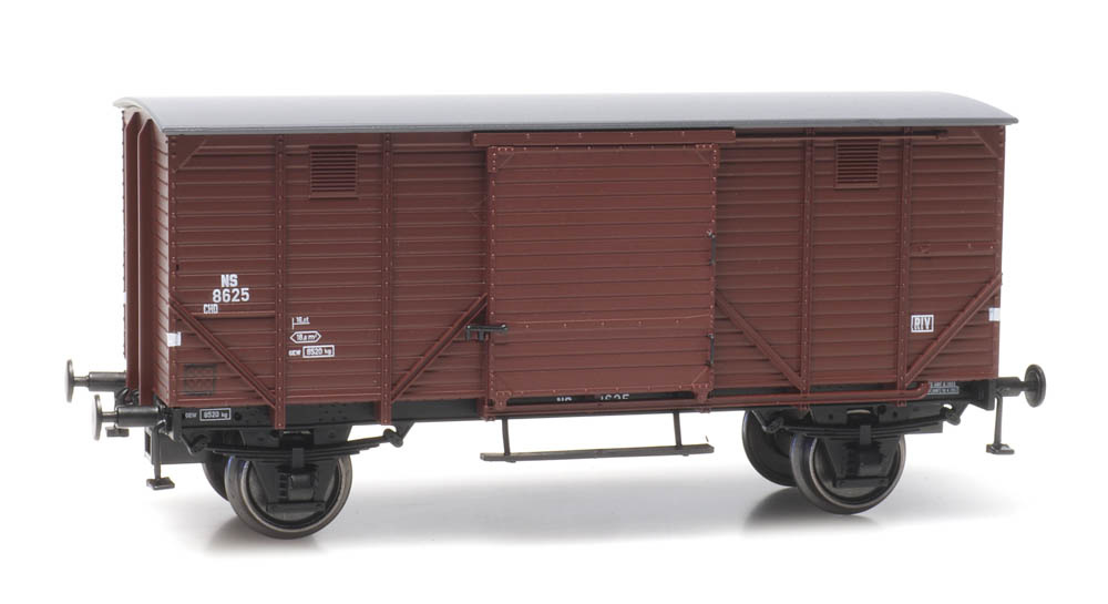 CHD 5m, onberemd, bruin, NS 8625