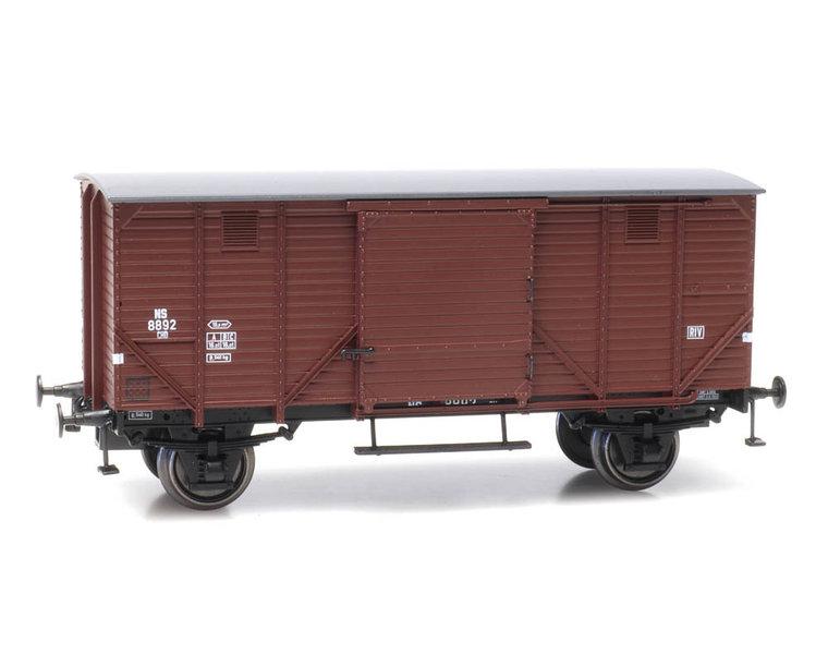 CHD 5m, no brakes, brown, NS 8892