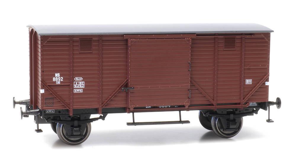 CHD 5M, ohne Bremse, braun, NS 8892
