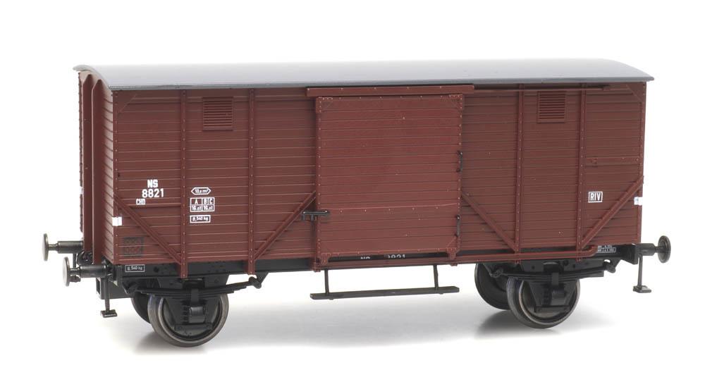 CHD 5M, ohne Bremse, braun, NS 8821