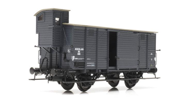 Gedeckter Güterwagen CHD
