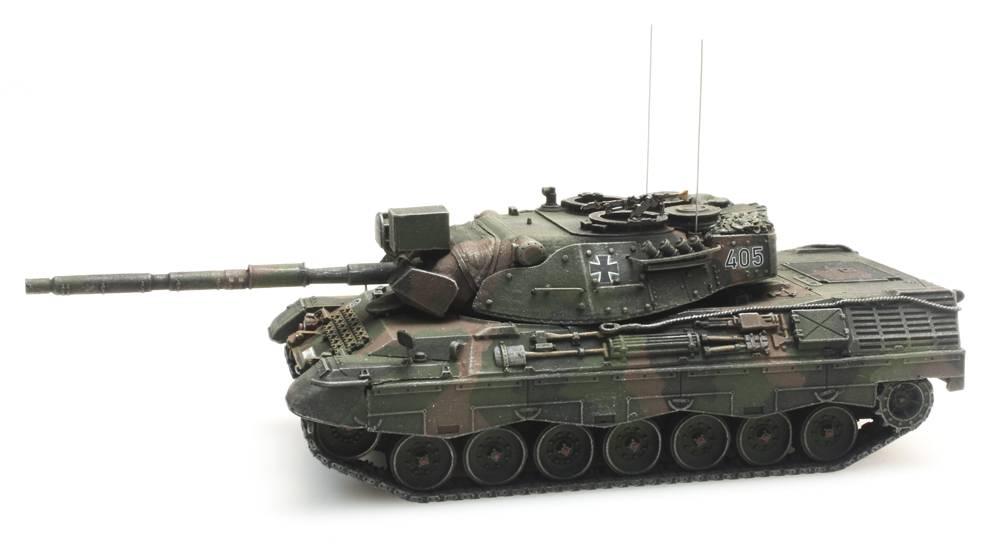 Leopard 1A1-A2 Flecktarn Bundeswehr