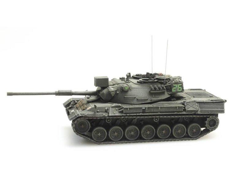 Leopard 1 Belgische Streitkräfte