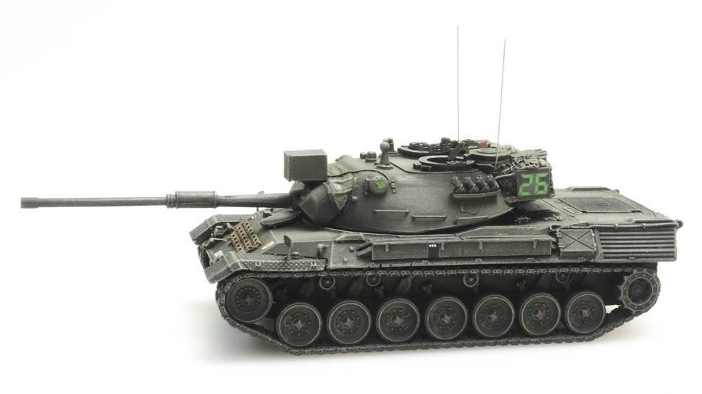 Leopard 1 Belgian Armed Forces
