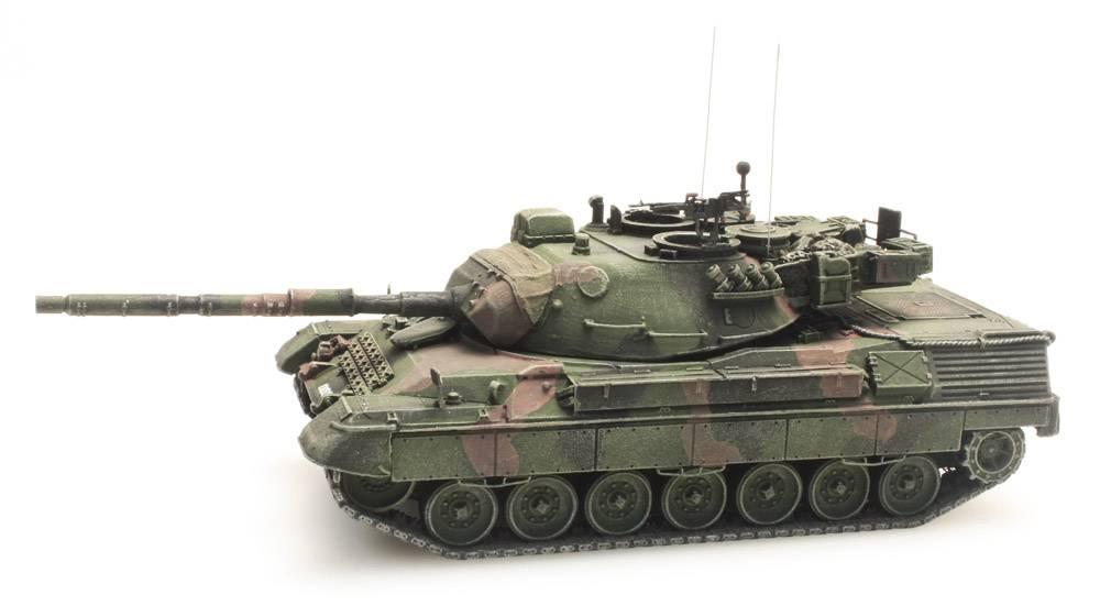 Leopard 1A5 Belgische Streitkräfte