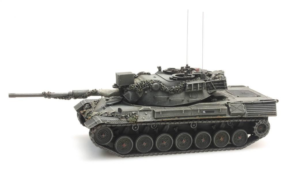 Leopard 1 Gevechtsklaar Koninklijke Landmacht