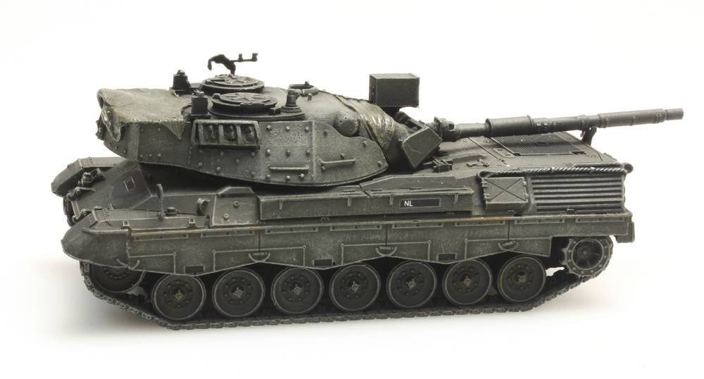 Leopard 1V for rail transport Koninklijke Landmacht