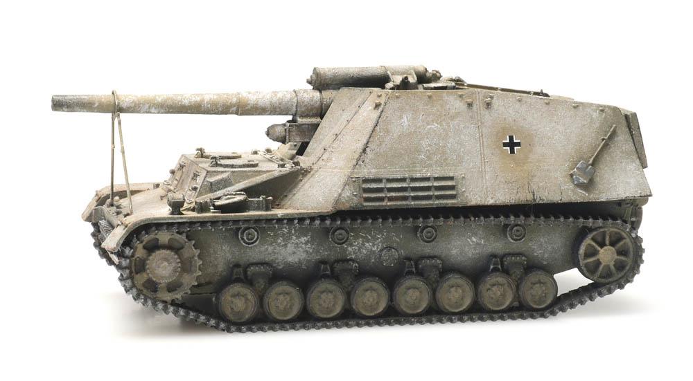 Sd.Kfz. 165 Hummel Winter