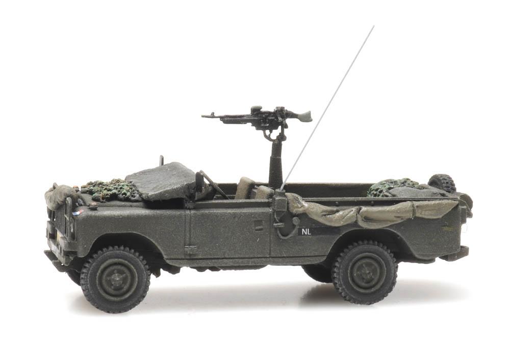 Land Rover 109 commando