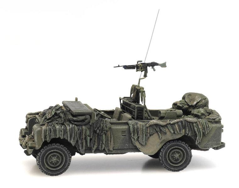 Land Rover 109 recce