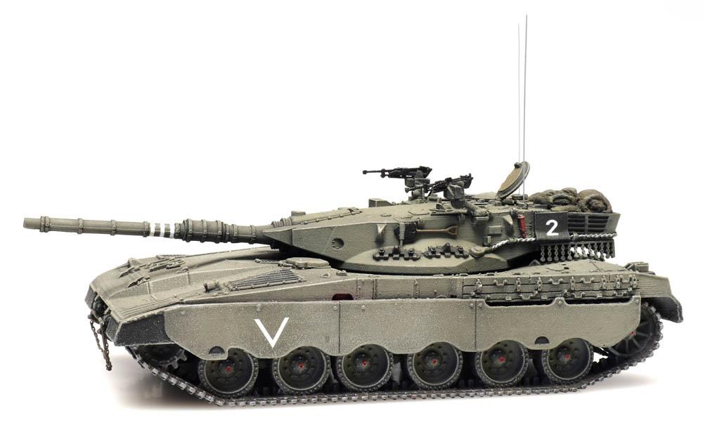 Merkava MK-1
