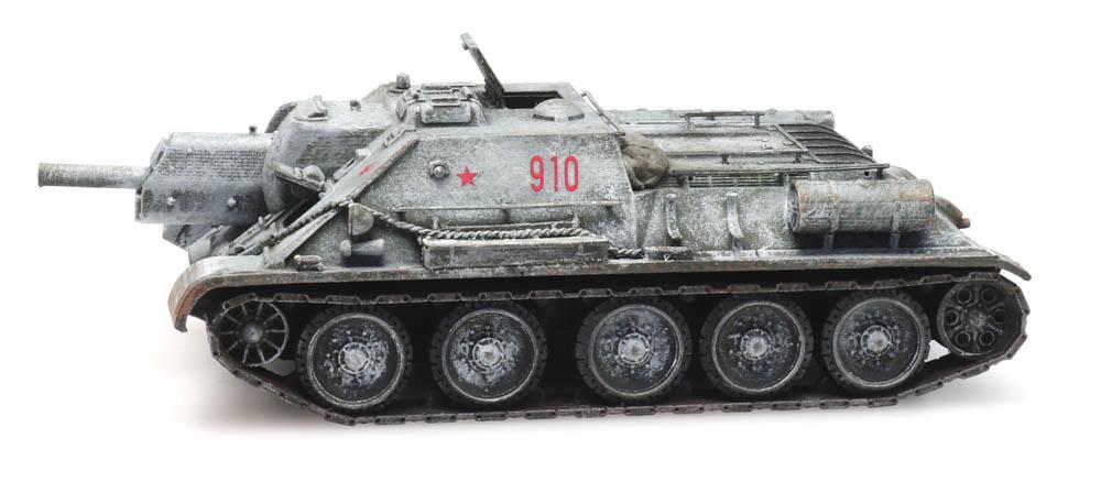 SU-122 Winter