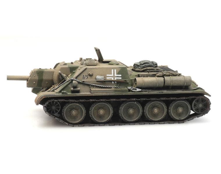 SU-122 Beutefahrzeug