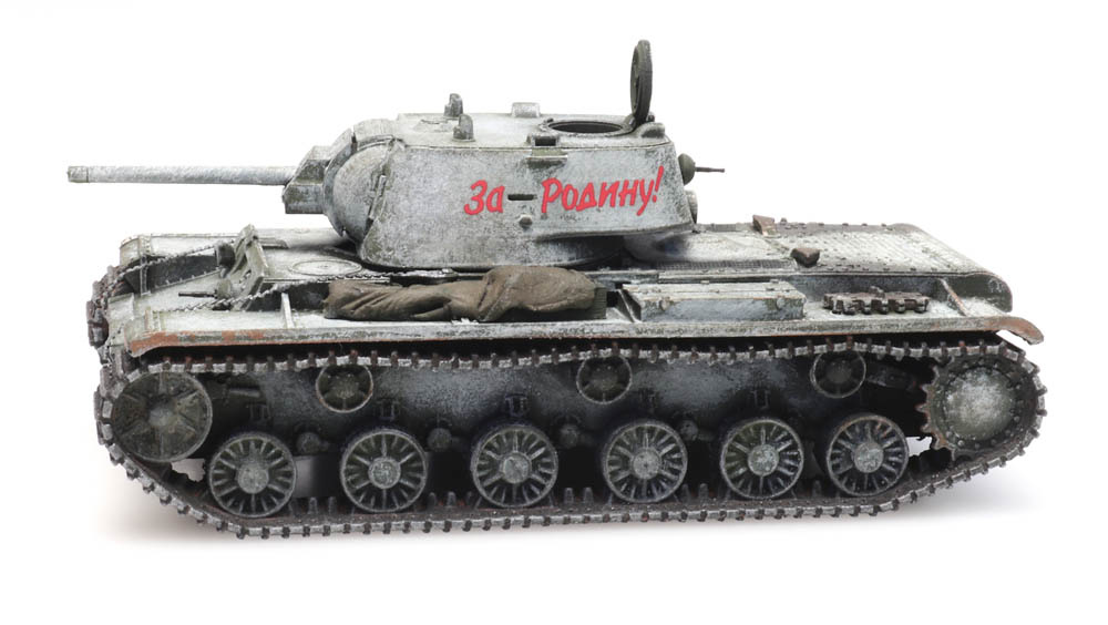 KV-1 Winter
