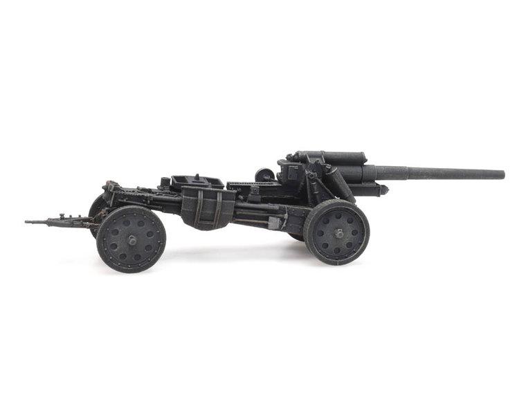 Feldhowitzer 105mm grau