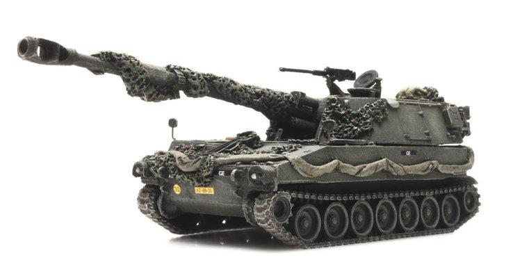 Gemech. artillerie