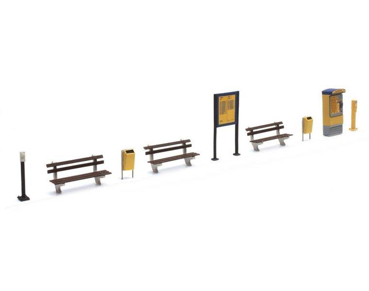 NS platform set