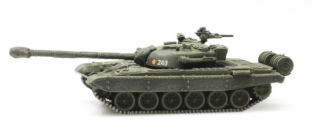 DDR T-72 NVA