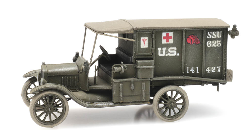 T-Ford Ambulance US Army