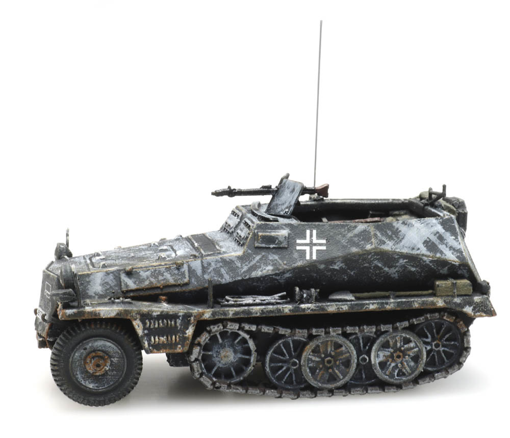 Sd.Kfz. 250/1 Winter
