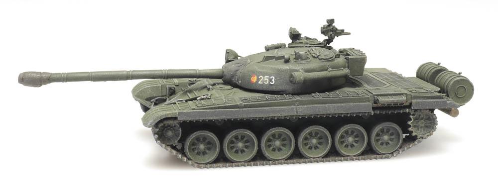 T-72 Ural NVA Eisenbahntransport
