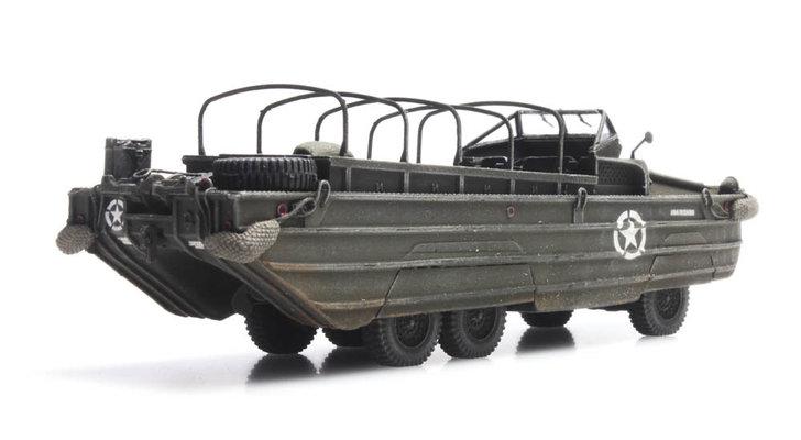 Amphibious vehicles
