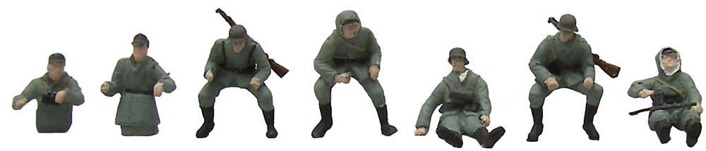Mechanized Infantry Fall uniform