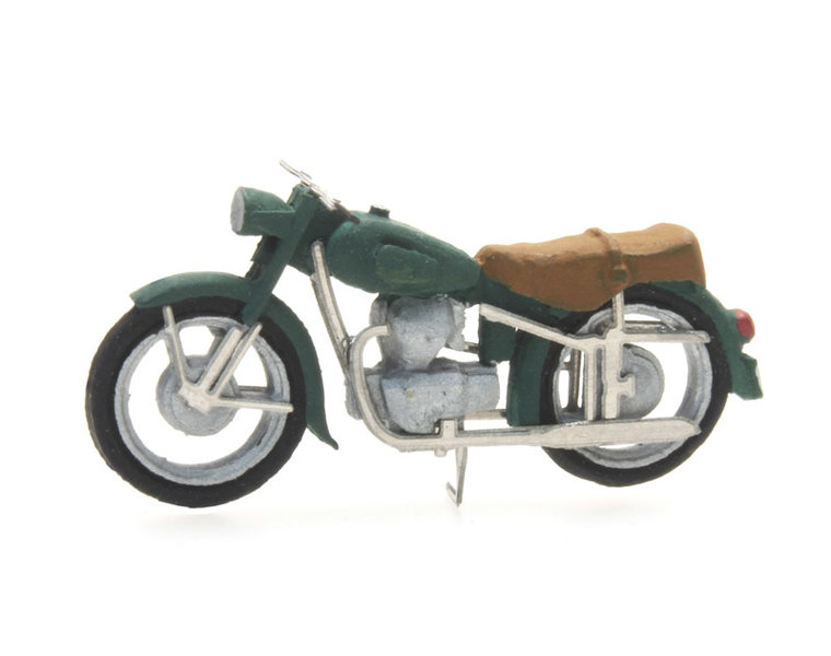 BMW Motorcycle R25 (civilian Version) green