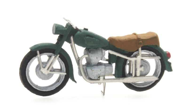 BMW Motorcycle R25 (civilian Version) green